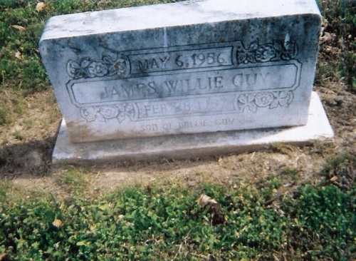 James Willie Guy (6th Generation)