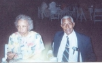Bertha Guy-Morgan & Leroy Morgan