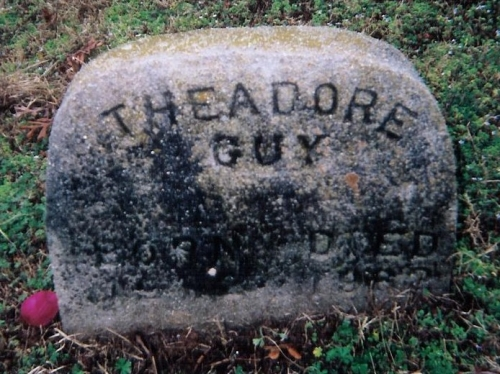 Theodore Guy (4th Generation)