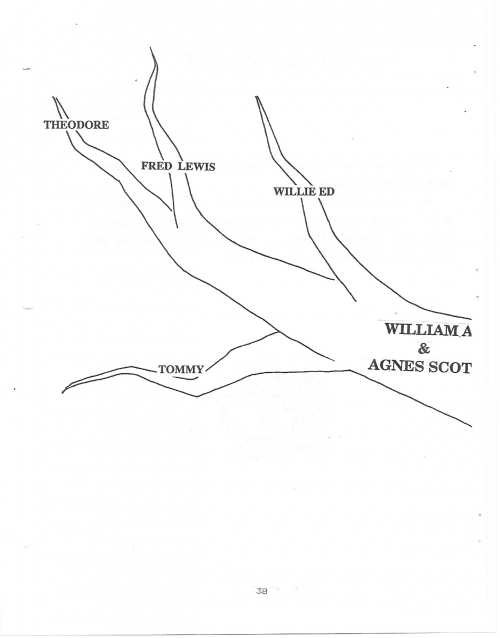 William Alfred Guy's Family Tree