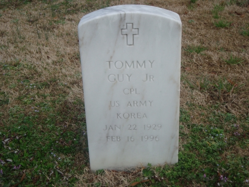 Tommy Guy Jr. (1929-1996)