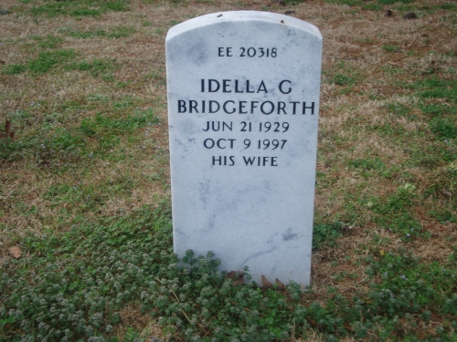 Idella Guy-Bridgeforth (1929-1997)