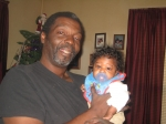 Leroy Guy Jr. and Grandson Leroy Guy IV.