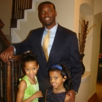Grandson: Darius Mack and Daughters Malika and Amira.