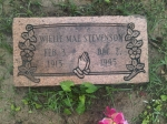 Willie Mae Saulsberry-Stevenson (1915-1995)