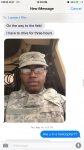 La' Veon Harper joined U S Army 2014 age 18 Presently stationed at Fort Bliss in El Paso Texas