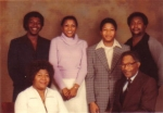 Leroy Guy Sr.'s Family