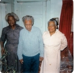 Willie Guy-Price, Sheridan Price, & Emma Guy-Thornton