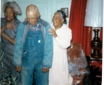 Frank Guy Sr. Emma Guy-Thornton, & Willie Guy-Price