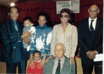 Frank Guy Sr., Son, Granddaughter, Great-Grandchildren, & Great-Great-Granddaughter