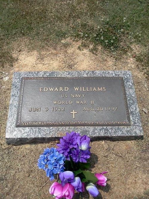 Edward Williams (1922-1997)