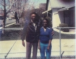 Albert Jr. & Ethel Howard