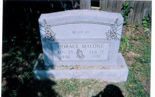 Horace Malone (6th Generation)