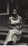 Ruth Dandridge-Avery in 1958