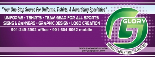 Glory Apparel and Advertising