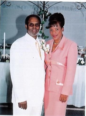 Rev. Chester Witherspoon is the husband of Betty Guy-Witherspoon (6th Generation)